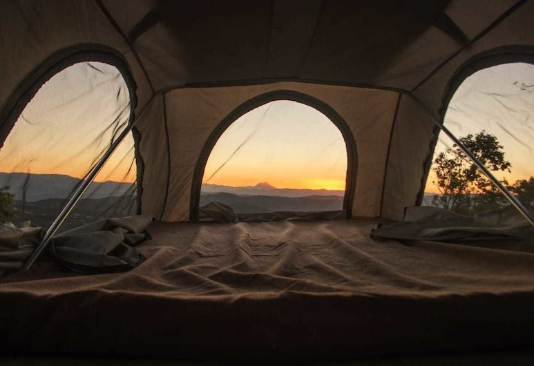 Camping Latitud Los Cuchumatanes, Huehuetenango, Tuba