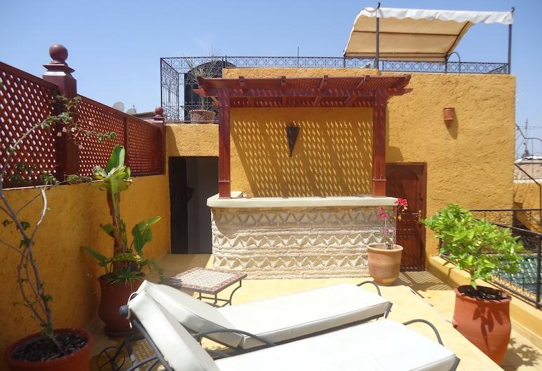 Riad Aldiana, Marrakech, Terraço/Pátio Interior