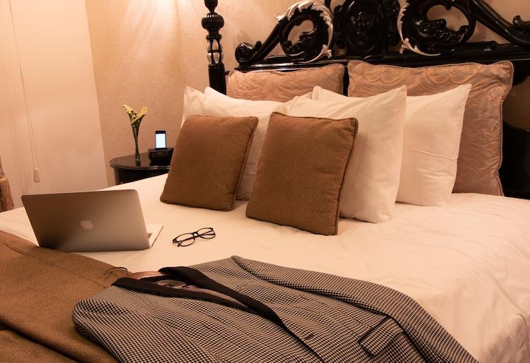 Villa Palma Boutique Hotel, Cidade do Panamá, Courtyard Room, Quarto