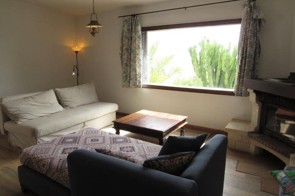 ファミリー ハウス 3 ベッドルーム (Inagua) - リビング ルーム