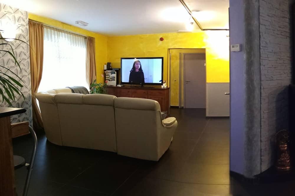 Familienhaus, 5Schlafzimmer - Wohnbereich