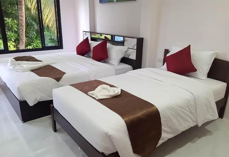 普農納克景觀別墅酒店, 喀比, 基本三人房, 客房