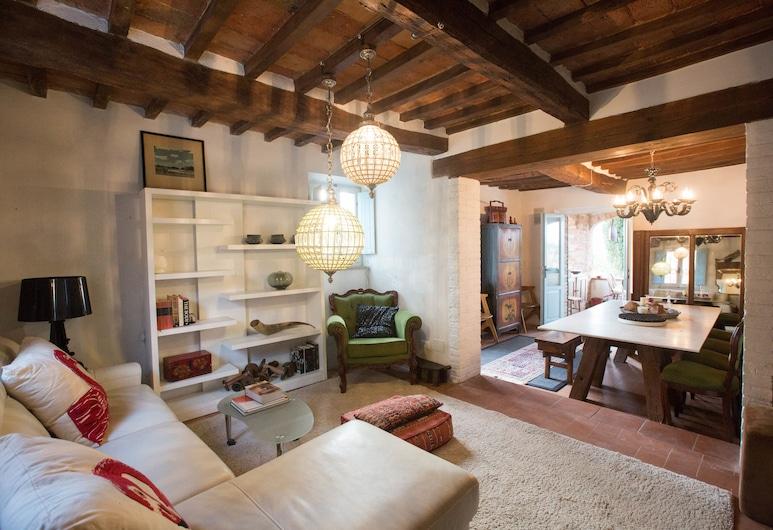 Villa Gioiella, Castiglione del Lago, Villa Familiar, Área de Estar