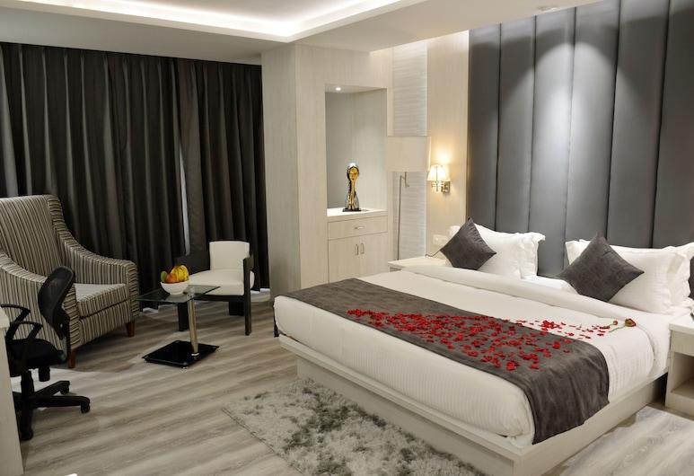 拉迪昂斯酒店, 巴勒里, 家庭套房, 客房