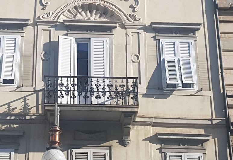 Trieste Center Rooms & Apartments, טריאסטה, חזית המלון