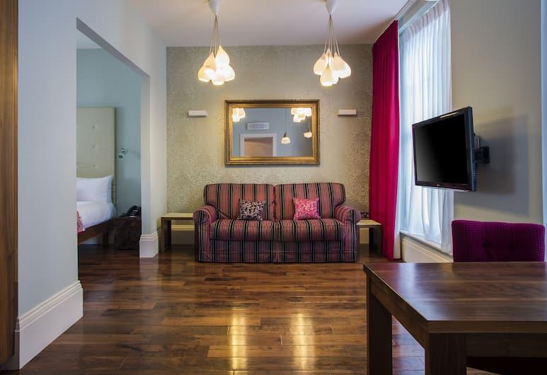 Megaro Apartments, London, Külaliskorter, Lõõgastumisala
