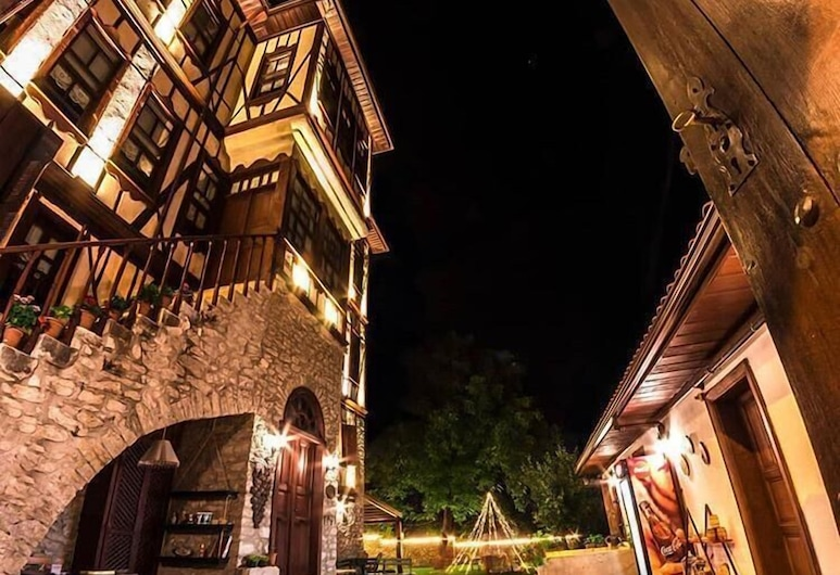 Karauzumler Konagi , Safranbolu, Πρόσοψη ξενοδοχείου - βράδυ/νύχτα