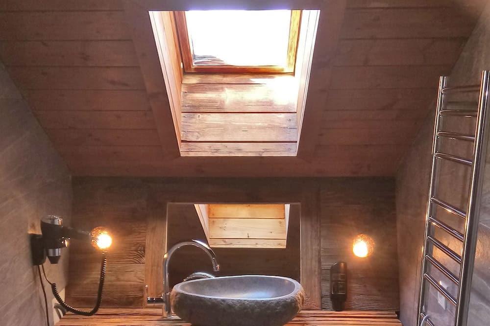 Apartamento Panorâmico - Casa de banho