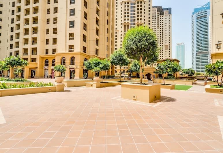 JBR Sadaf 7 Luxury 2 Bedrooms Apartment, Dubajus, Viešbučio teritorija
