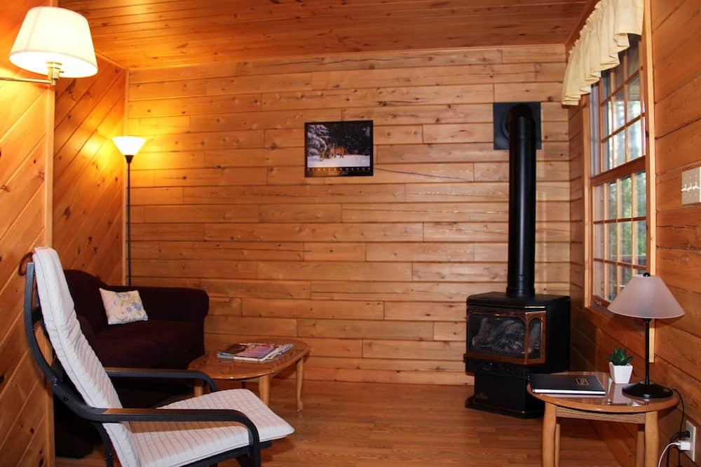 Kalnu mītne - Dzīvojamā zona