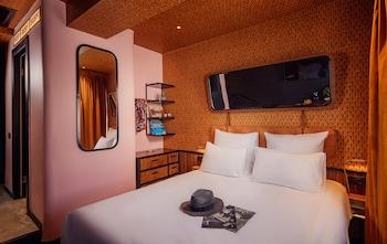 特拉維夫達維勒溫斯基 - 布朗之子酒店的圖片