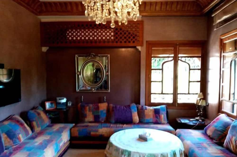 Deluxe-Villa - Wohnbereich