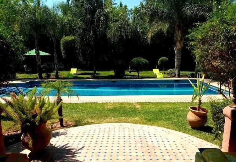 Villa Dar Souleymane, มาร์ราเกช, สระว่ายน้ำกลางแจ้ง