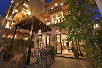 Bild vom Pho Hoi Ancient Town Beauty Boutique Villa Hotel in Hội An