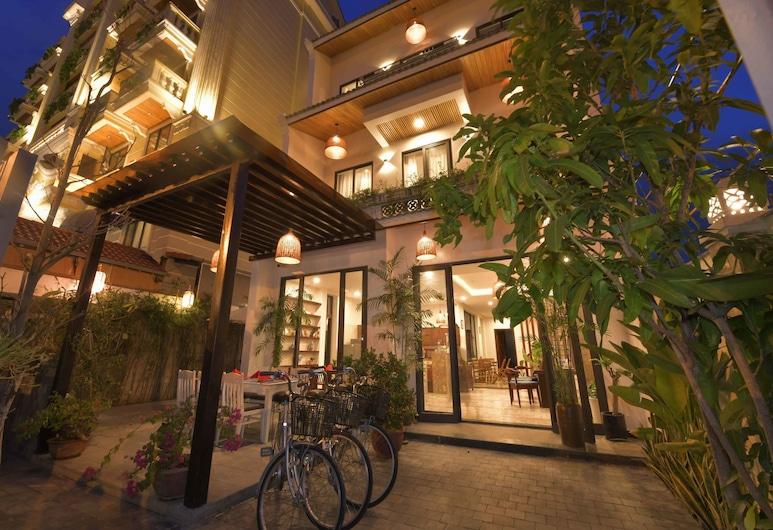 Pho Hoi Ancient Town Beauty Boutique Villa Hotel, Hoi An, Fachada do Hotel