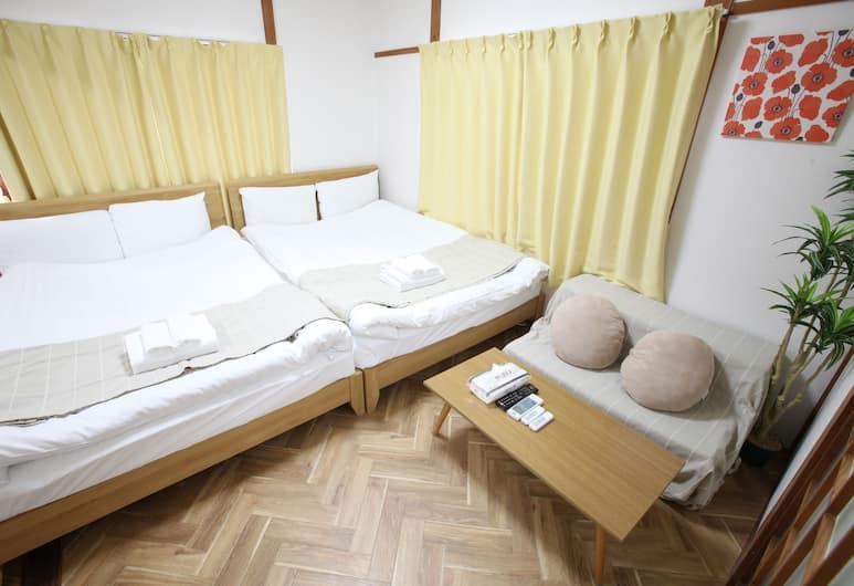 大阪巨蛋前艾考之家飯店, 大阪, 公寓, 1 間臥室 (2F), 客房