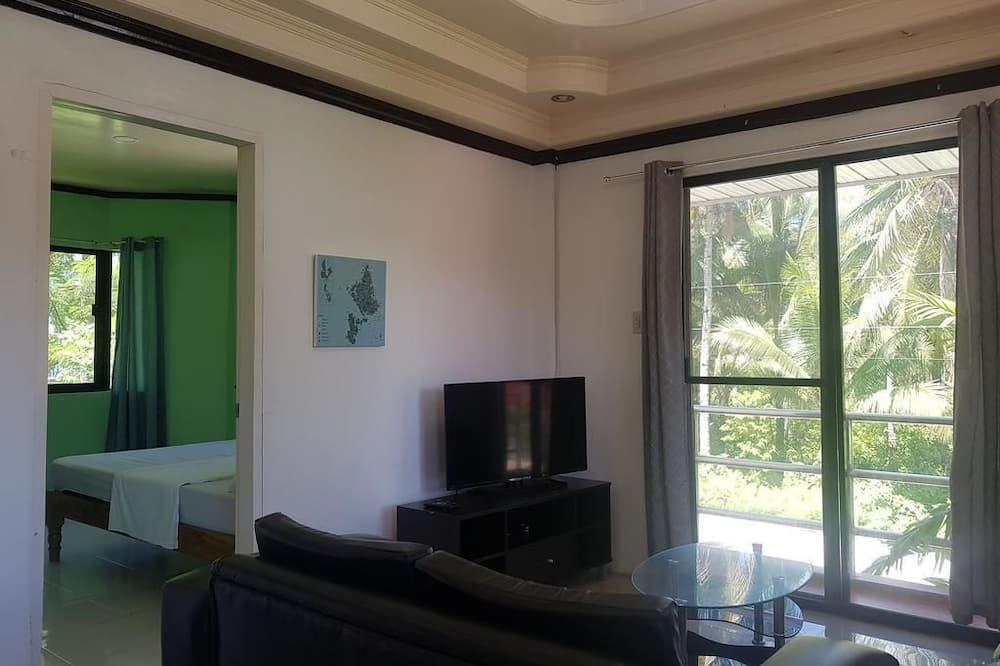 One Bedroom Villa - Living Area