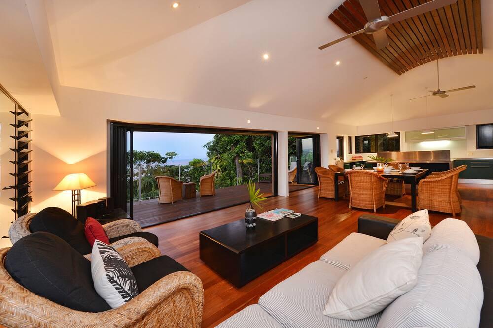 Exclusive-Haus - Wohnbereich