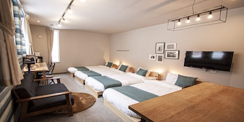 Фото UCHI Living stay KCU у місті Саппоро