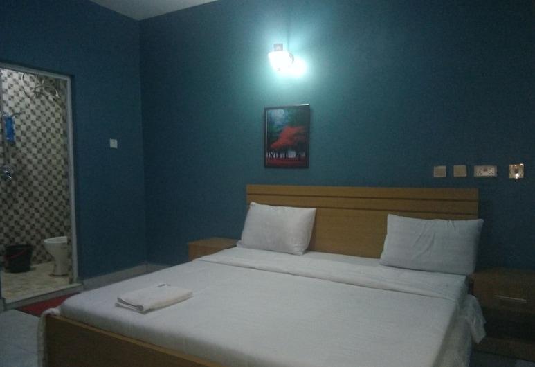 Glamour Park Hotel & Suites, אבוג'ה, סוויטת רויאל, חדר אורחים