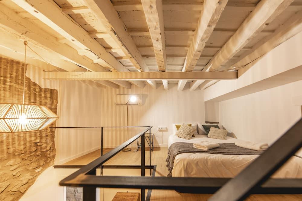 Appartamento, 2 camere da letto, balcone - Camera