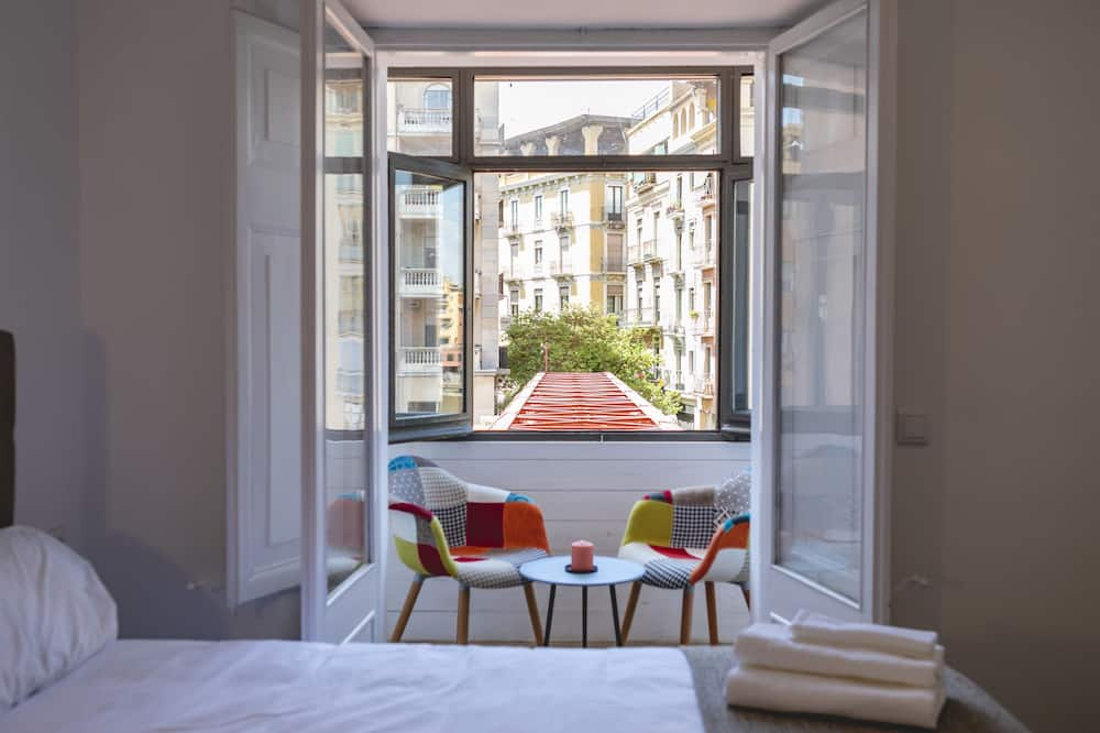 Appartement Supérieur, 3 chambres, vue fleuve - Chambre