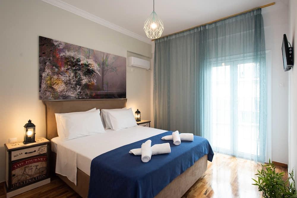Külaliskorter, 1 magamistoaga - Lõõgastumisala