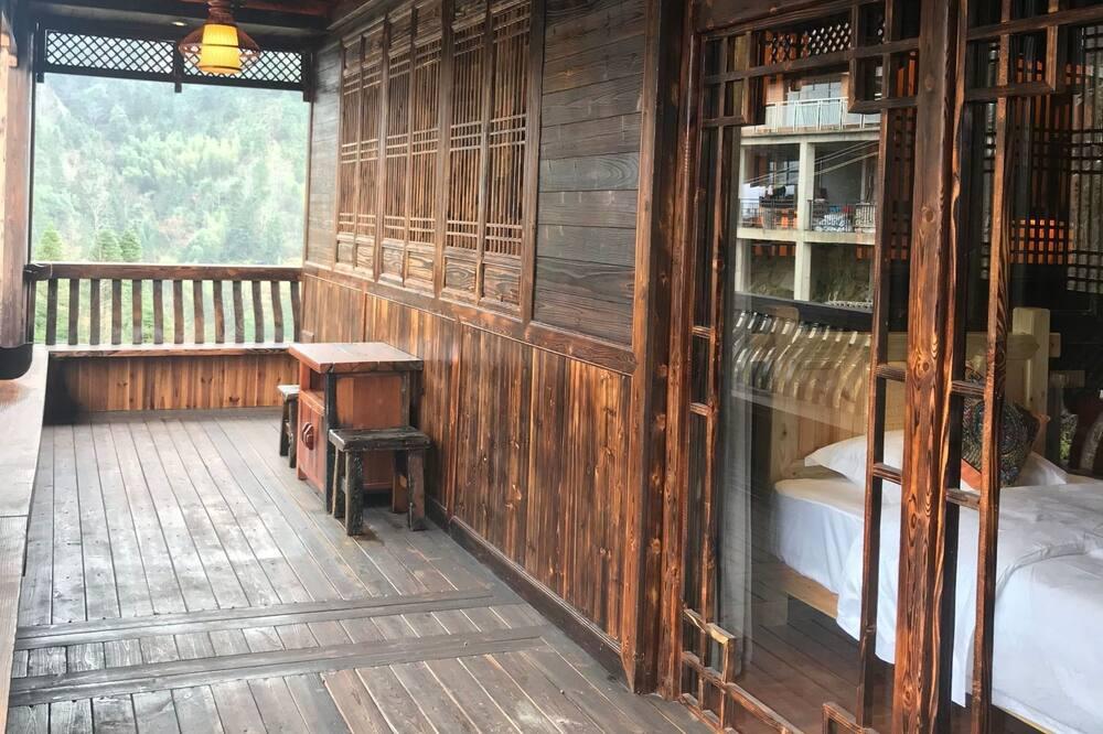 Deluxe Twin Room, Balcony (A) - Balcony
