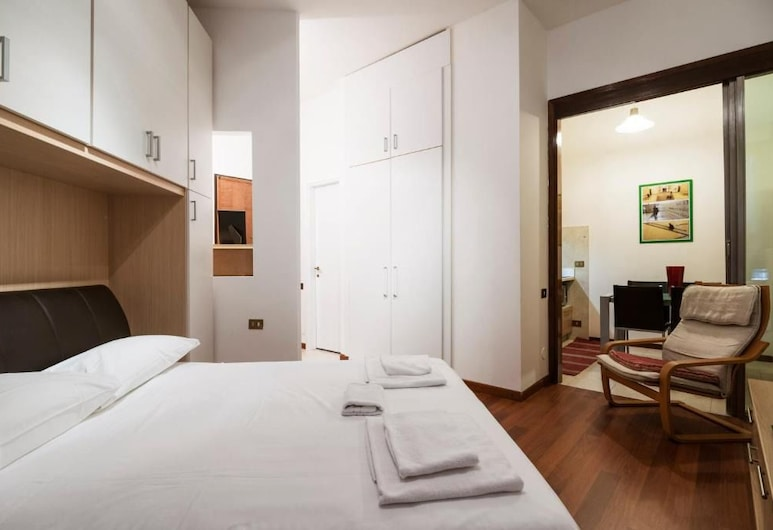 Central Station Suite, Milan, Apartment, 1 Bedroom, Room