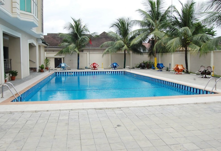 Somitel Hotel And Resort, Port Harcourt, Outdoor Pool