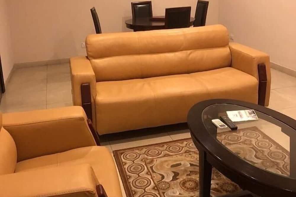 普通客房 - 客廳