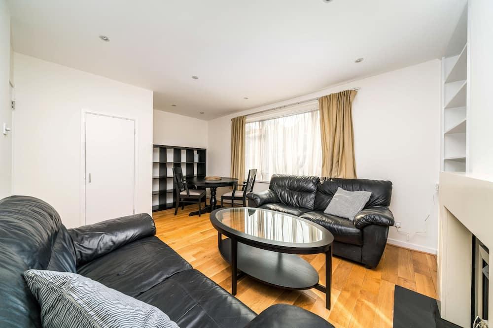Căn hộ (2 Bedrooms) - Khu phòng khách