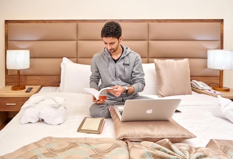 La Fontaine Nobel Suites, Jeddah, Apartment, 1 Bedroom, Guest Room