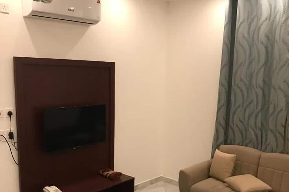 Apartment, Kitchen (Living Area) - Living Area
