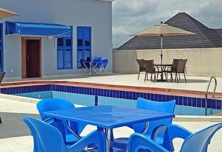 Gold Rush Suites, Port Harcourt, Outdoor Pool