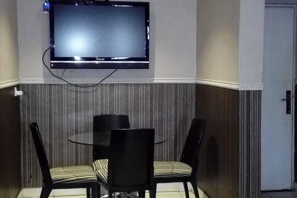 Habitación ejecutiva - Televisión