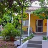 Dom - Výhľad na záhradu