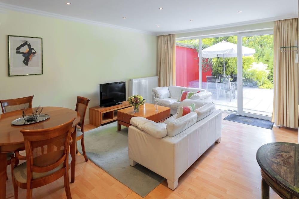 Apartment, 2Schlafzimmer (1) - Wohnbereich