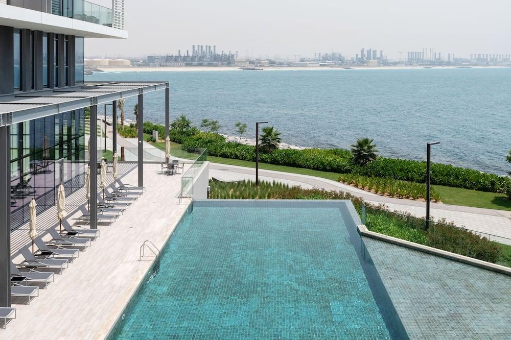 Apartament luksusowy, 2 sypialnie - Widok zpokoju