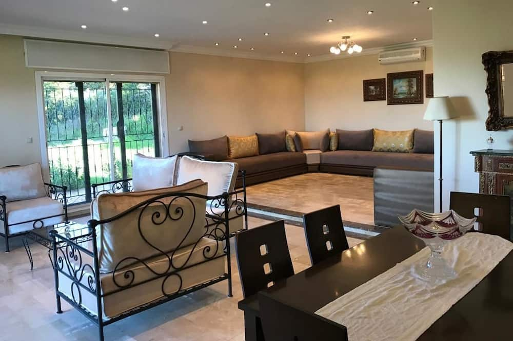 Villa - Area soggiorno
