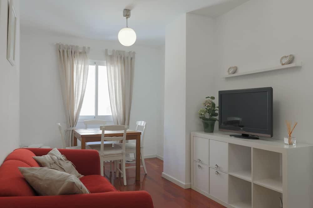 Appartement, 2 slaapkamers - Woonruimte