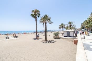 A(z) Malagueta Beach and Downtown hotel fényképe itt: Málaga