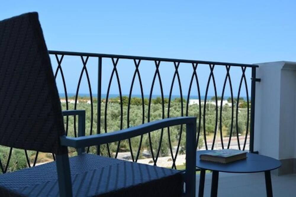 Habitación doble Deluxe, terraza, vista al mar - Vista al balcón