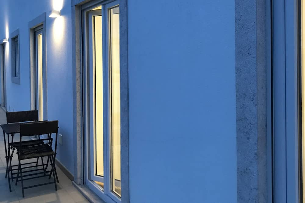 デュープレックス 2 ベッドルーム (2 Esq) - バルコニー