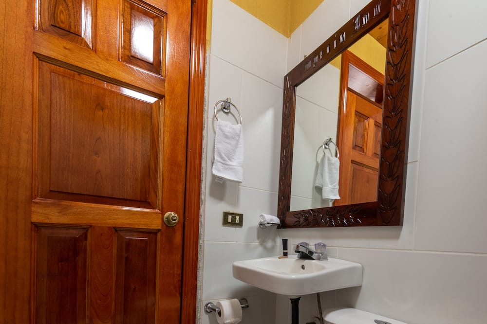 Single Room - Vonios kambarys