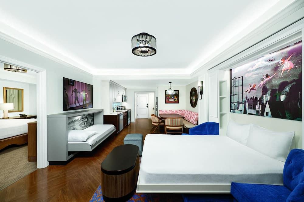 וילה, חדר שינה אחד (Preferred) - אזור מגורים