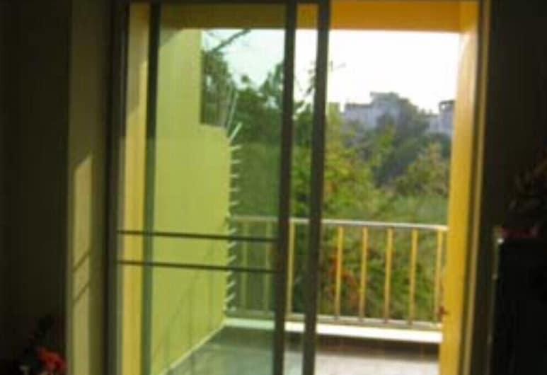 BM Mansion, סאמוט פראקאן, חדר סטנדרט זוגי, מרפסת