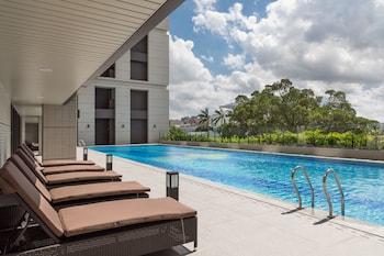 Obrázek hotelu Lakeshore Hotel Tainan ve městě Tainan