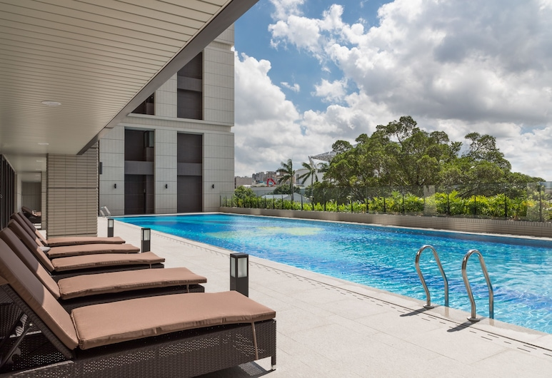 Lakeshore Hotel Tainan, Tainan, Outdoor Pool