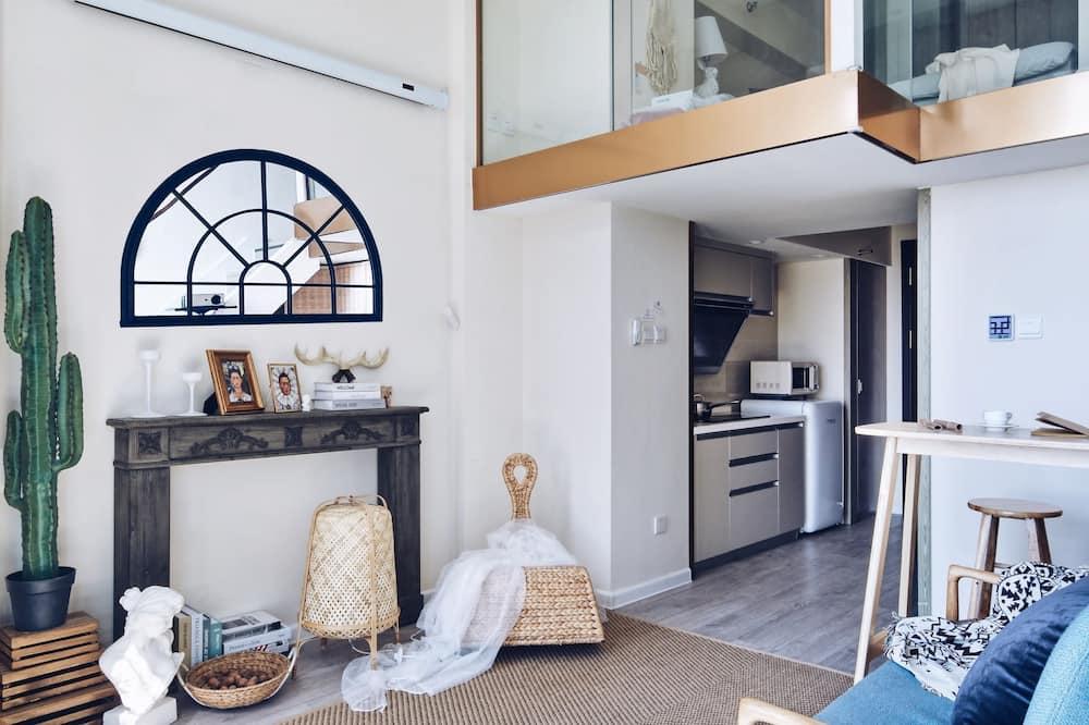 Design Çatı Katı (Loft) - Öne Çıkan Resim